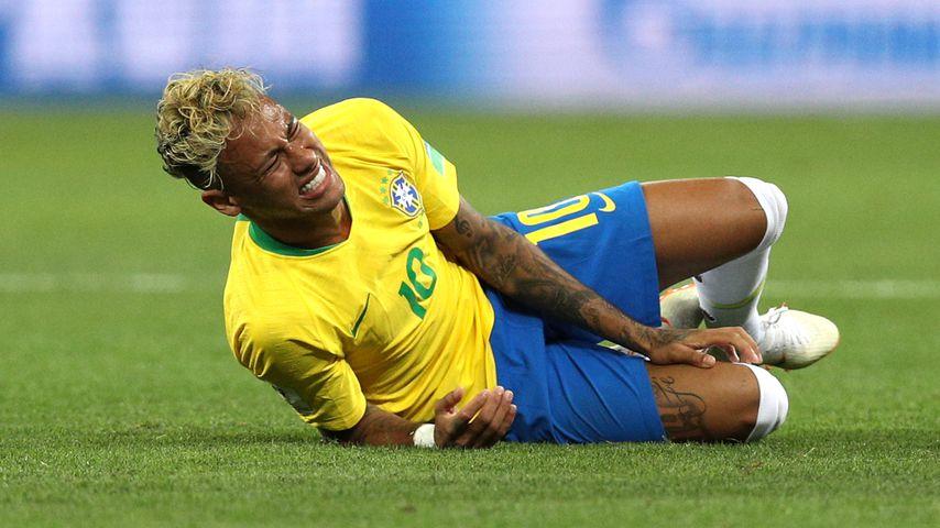 Neymar-Theater: Bar in Rio gibt Schnaps für jeden Faller aus