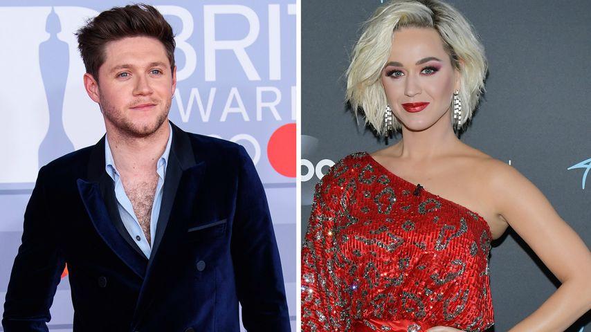Niall Horan dankbar: Ohne Katy Perry wäre er nicht berühmt!