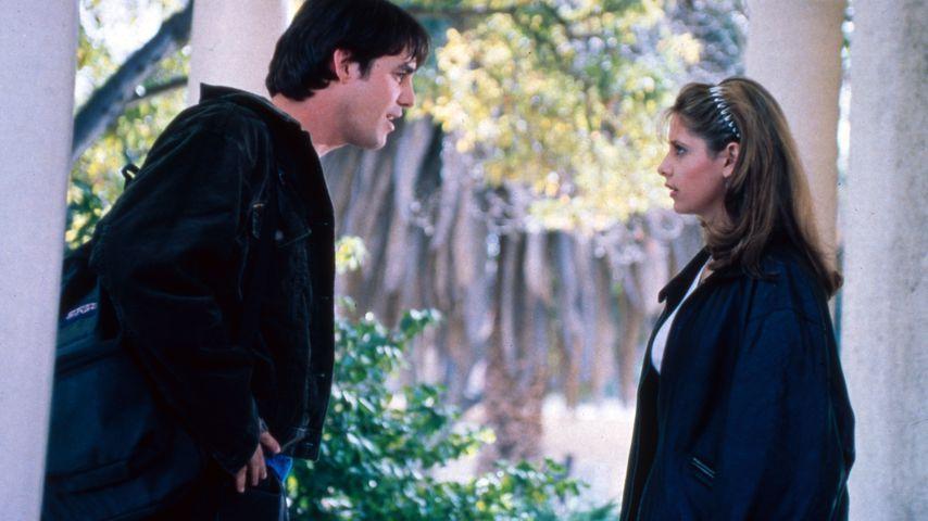 """Nicholas Brendon und Sarah Michelle Gellar in """"Buffy"""""""