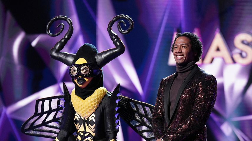 "Nick Cannon bei ""The Masked Singer"""