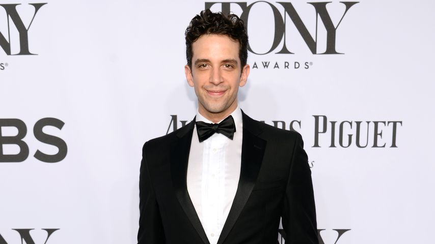 Nick Cordero bei den Tony Awards in New York im Jahr 2014