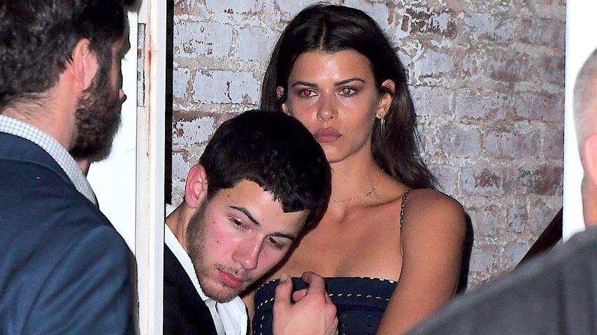 Er hat eine Neue! Nick Jonas soll Model Georgia Fowler daten