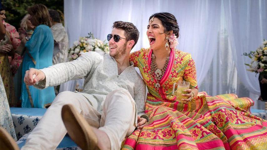 Mega-Rechnung für Hochzeit mit Priyanka schockte Nick Jonas