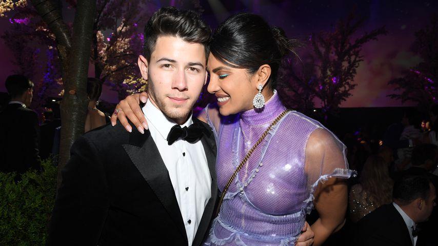 Nick Jonas und Priyanka Chopra im Mai 2019