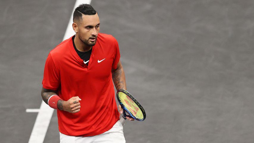 Tennisstar Nick Kyrgios