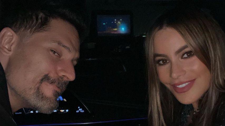 Nick Manganiello und Sofia Vergara im April 2021