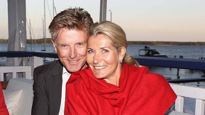 Nick Wilder und Christine Mayn