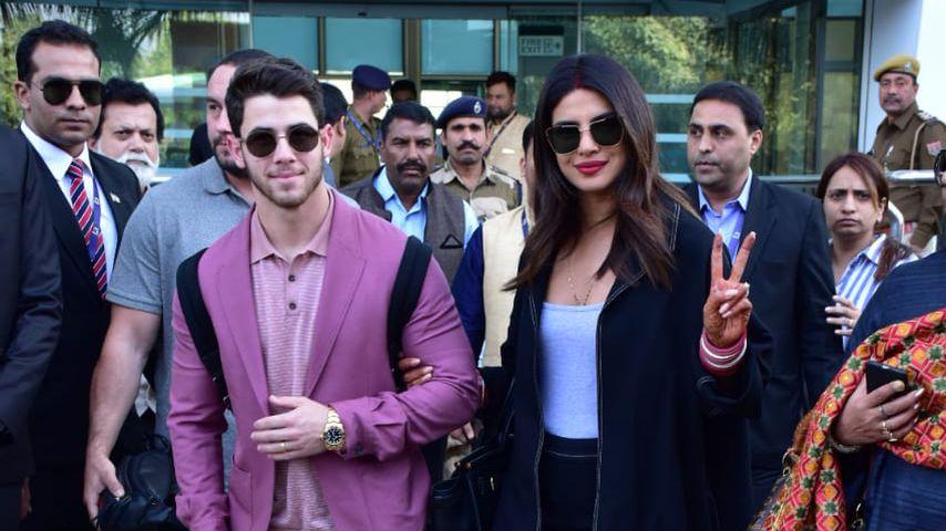 Nick & Priyanka: Erstes Kuschel-Selfie nach ihrer Hochzeit!