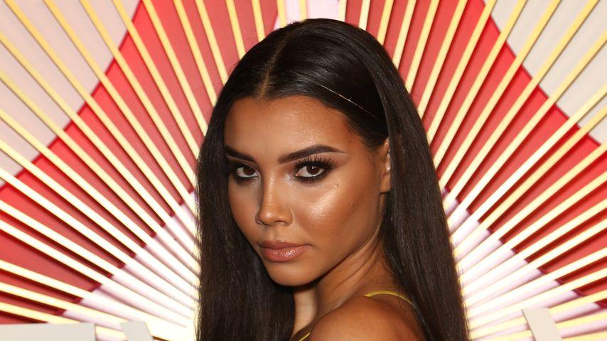Model Nickayla Rivera