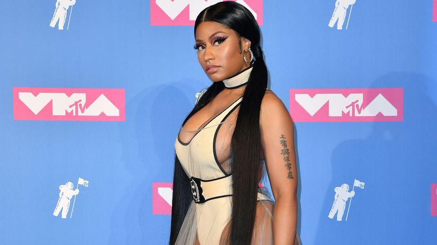 Nicki Minaj bei den MTV Video Music Awards 2018
