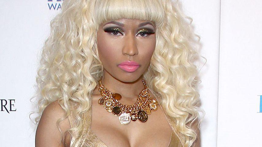 """Nicki Minaj gesteht: """"Mein Leben war die Hölle"""""""