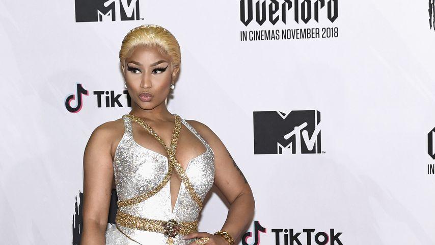 Nicki Minaj macht Karriere-Pause: Ist sie längst schwanger?