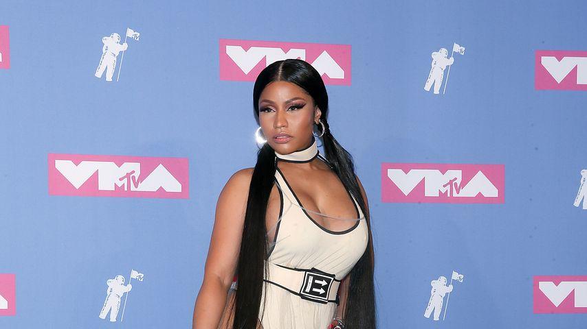 Nicki Minaj bei den VMAs 2018