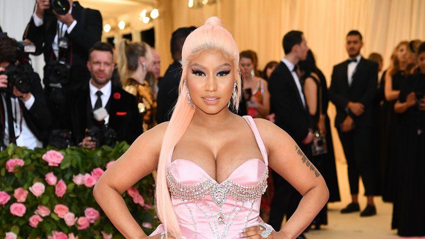 Nicki Minaj bei der Met-Gala 2019