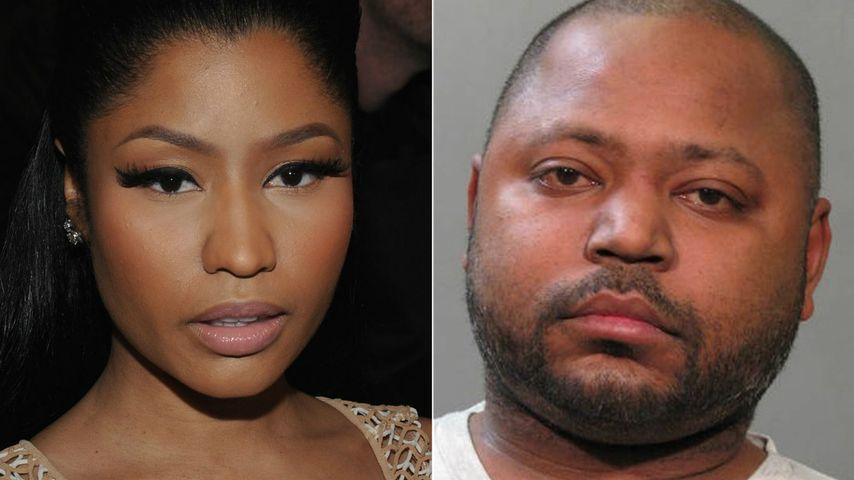 Ihm drohen 15 Jahre Haft: Nicki Minajs Bruder angeklagt!