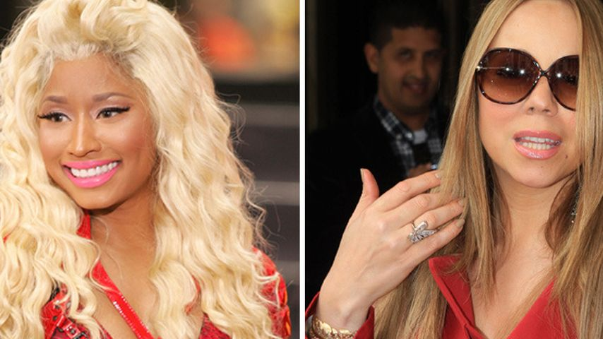 Nicki Minaj: Bald Jurorin bei American Idol?