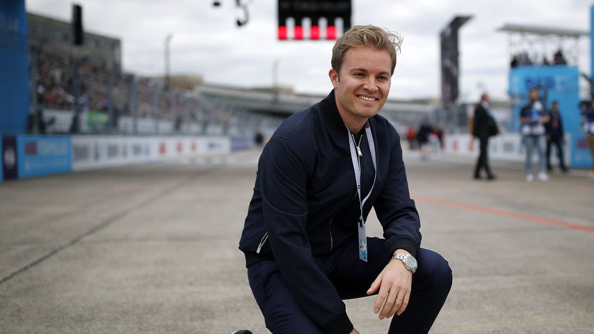 Nico Rosberg, Formel-1-Star