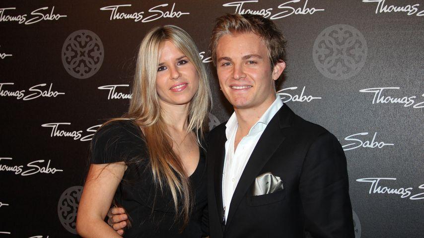 Ein Mädchen! Nico Rosberg wird zum 1. Mal Papa