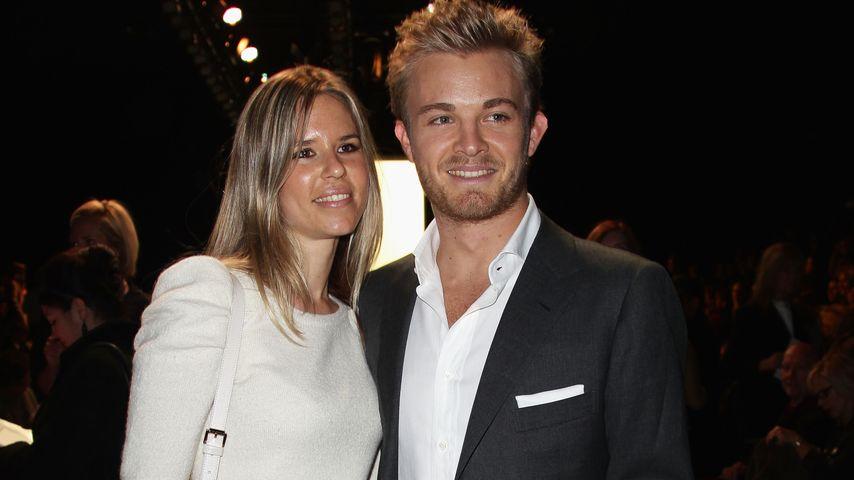 Süß! Nico Rosberg freut sich auf Freizeit mit Vivian & Alaïa