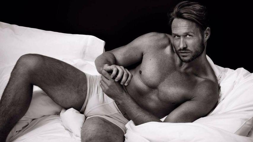 Nico Schwanz, Männermodel