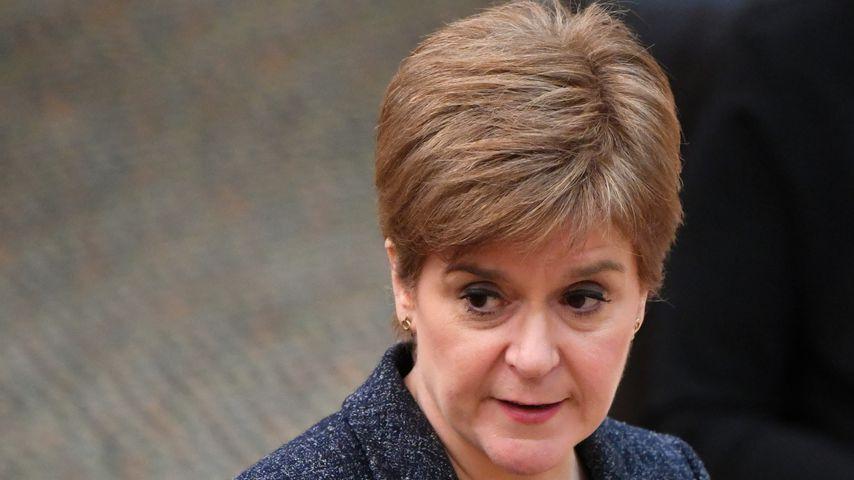 Nicola Sturgeon, Erste Ministerin Schottlands
