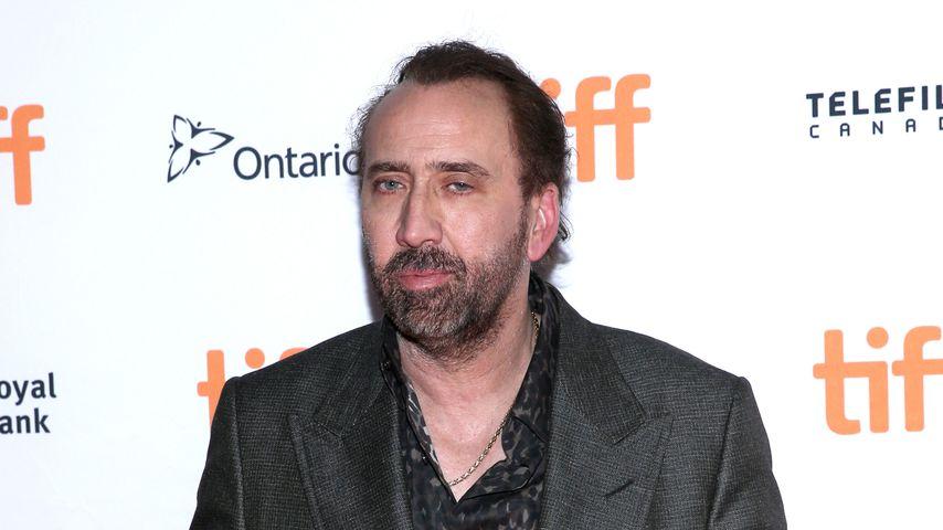 Nicolas Cage im September 2017