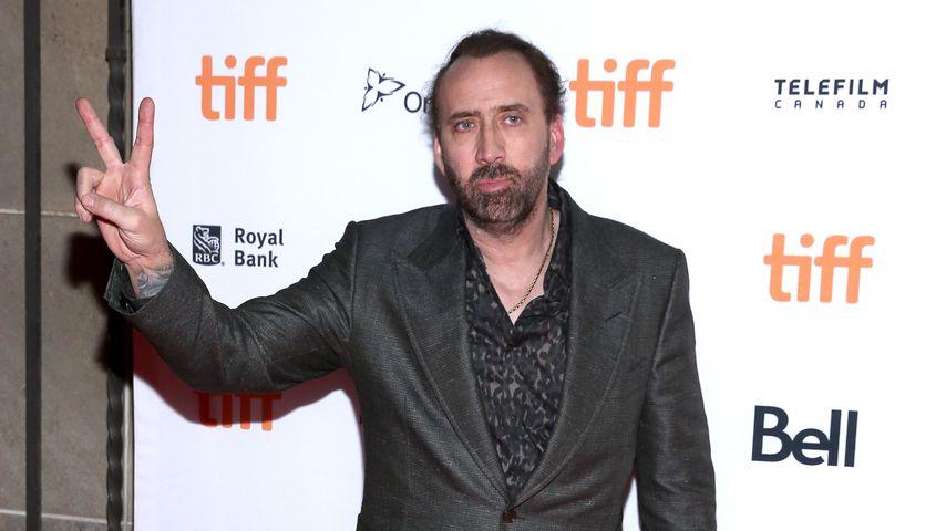 Nicolas Cage, Hollywood-Star