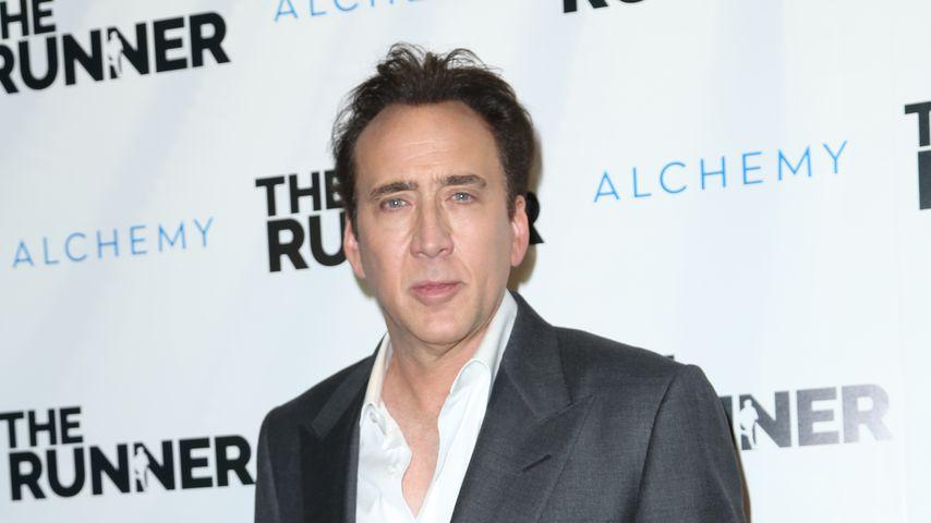 Nicolas Cages Ehefrau will Unterhalt nach Vier-Tage-Ehe!
