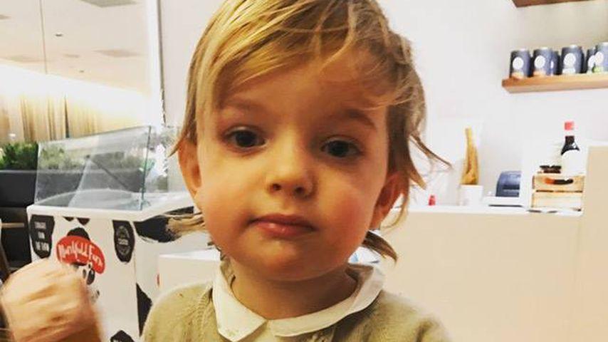 Nicolas von Schweden, Sohn von Prinzessin Madeleine von Schweden