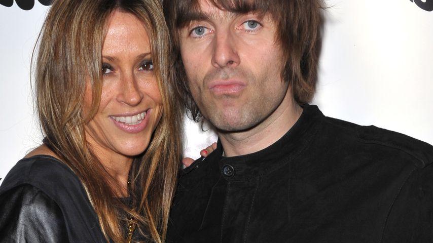 Nicole Appleton und Liam Gallagher, 2013