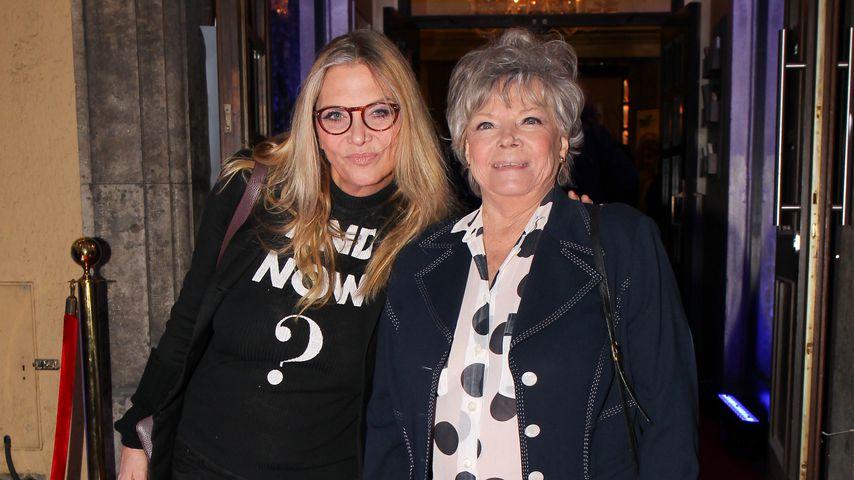 Nicole Belstler-Boettcher und ihre Mutter Grit Boettcher in München, 2017