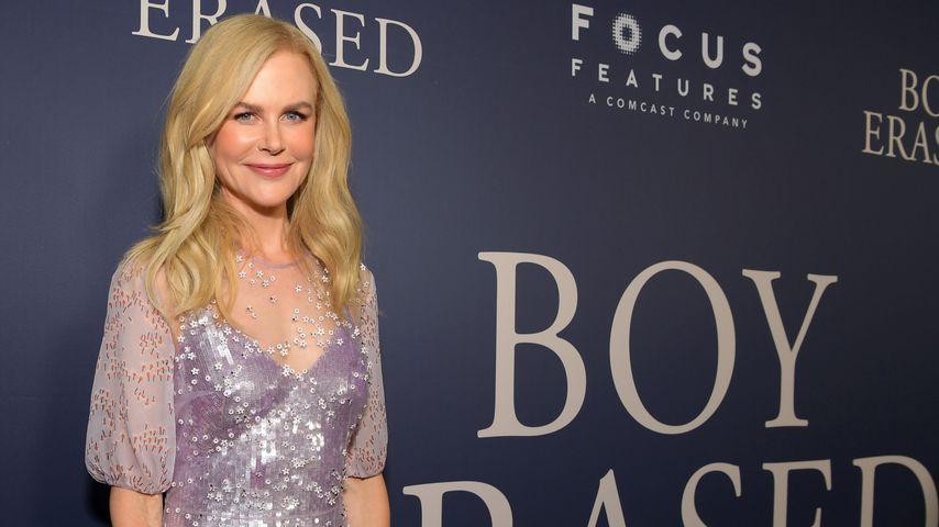 Nicole Kidman in Los Angeles, 2018