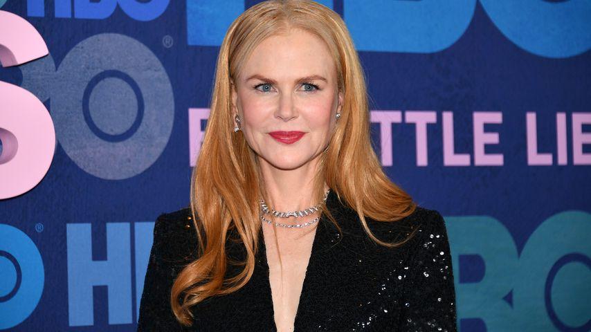 Benutzt Nicole Kidman echt Hühnchenfett für straffere Haut?