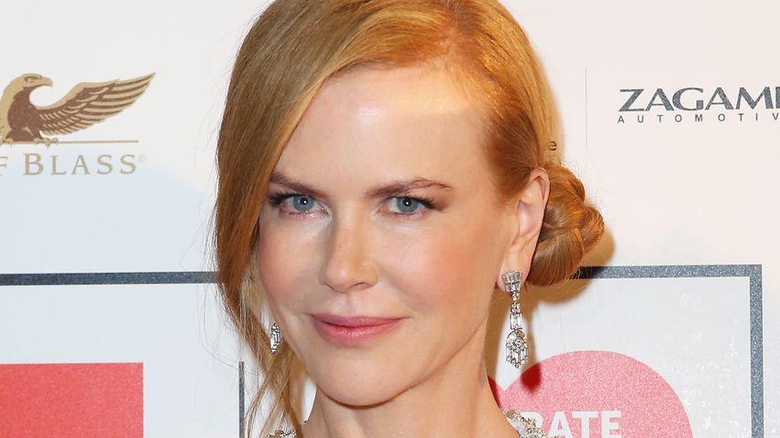 Autsch! Nicole Kidman brach sich beim Sport den Knöchel