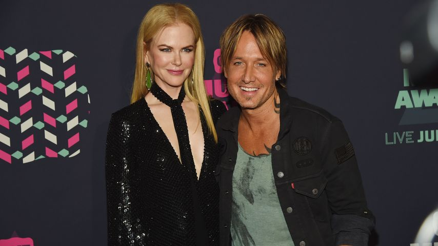 Nicole Kidman und Keith Urban bei den CMT Music Awards 2016