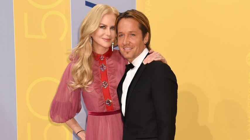 Nicole Kidman verrät: Das ist ihr Ehe-Geheimnis mit Keith