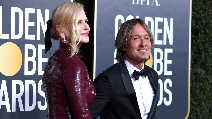 Nicole Kidmans Rollen Verwandlung Ehemann Keith Geschockt