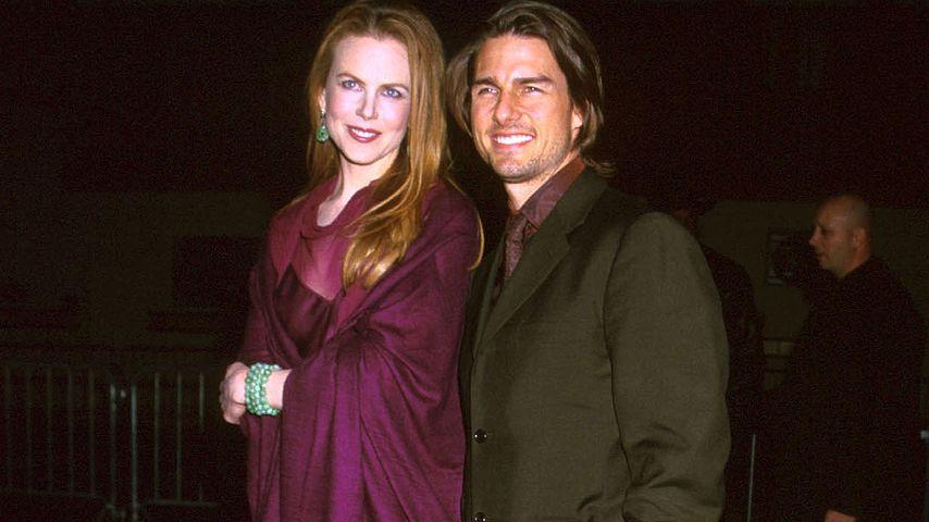 Nicole Kidman und Tom Cruise 1998