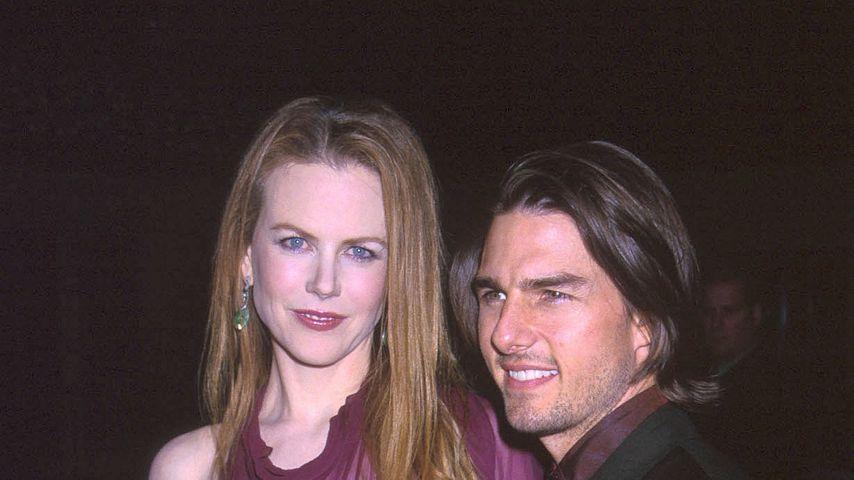 Medienrummel: Nicole Kidman spricht über Ehe mit Tom Cruise