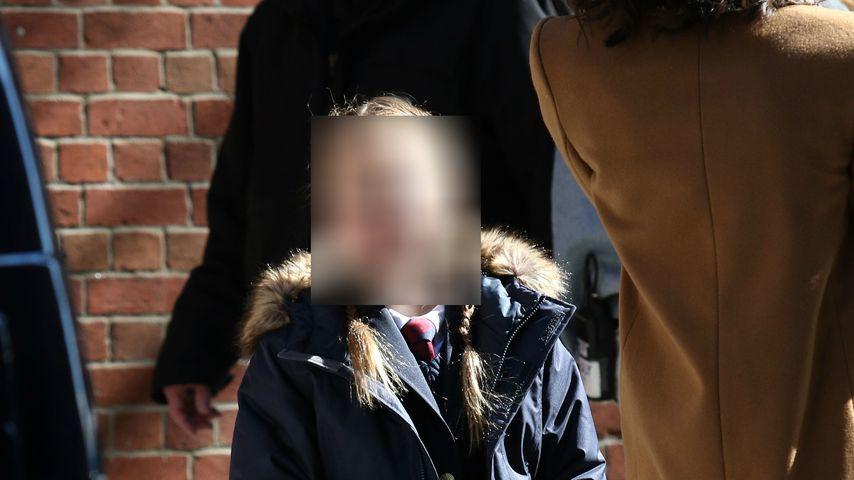 """Nicole Kidmans Tochter Faith Margaret am Set von """"The Undoing"""""""
