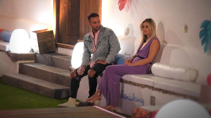 """Nicole (r.) und Alex, """"Temptation Island""""-Kandidaten 2021"""