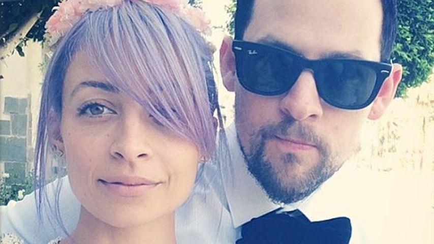 Krasses Gerücht: Lässt sich Nicole Richie von Joel scheiden?