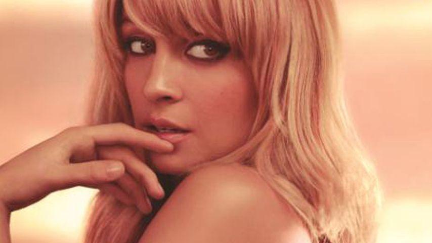 Unschuldig & sexy! Nicole Richies Parfum-Werbung