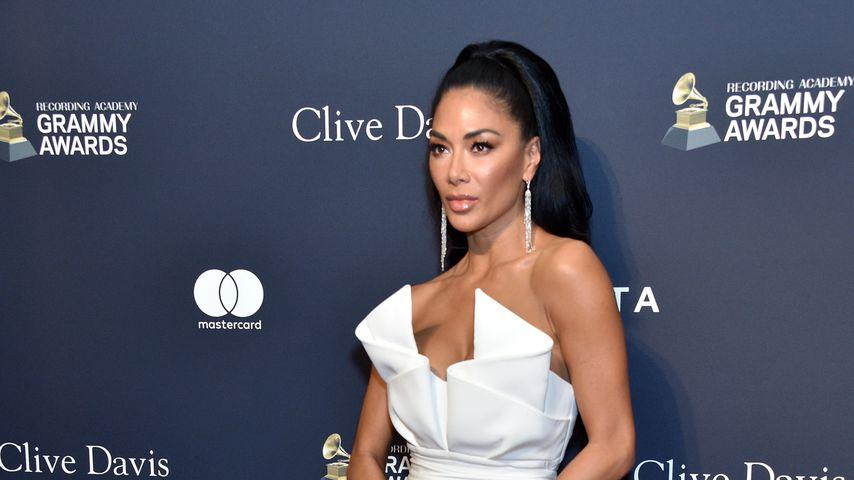 Nicole Scherzinger in Beverly Hills, Januar 2020