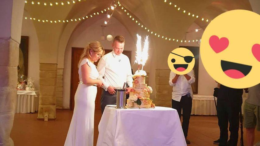 """Nicole und David, Paar bei """"Hochzeit auf den ersten Blick"""""""