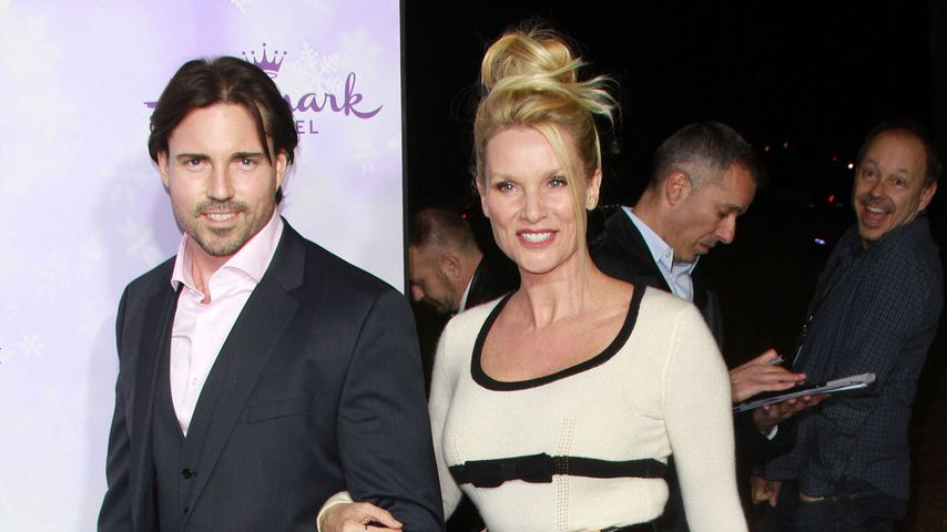 Aaron Phypers und Nicollette Sheridan