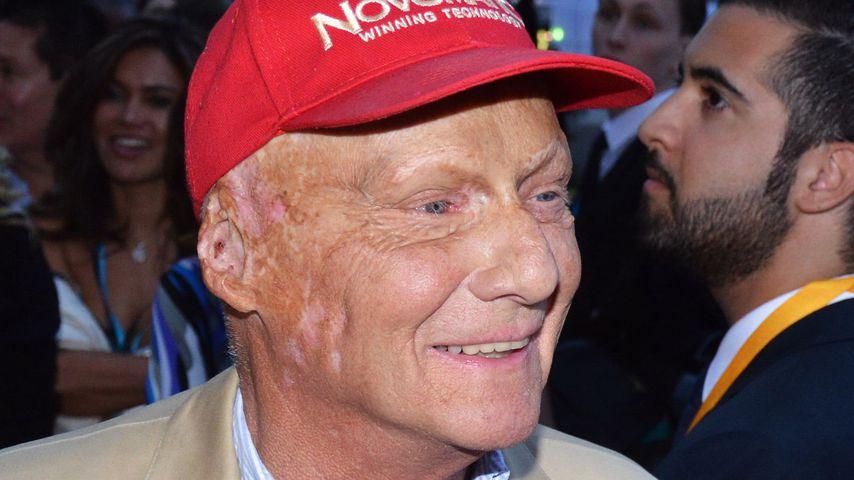 Niki Lauda, Rennsport-Legende