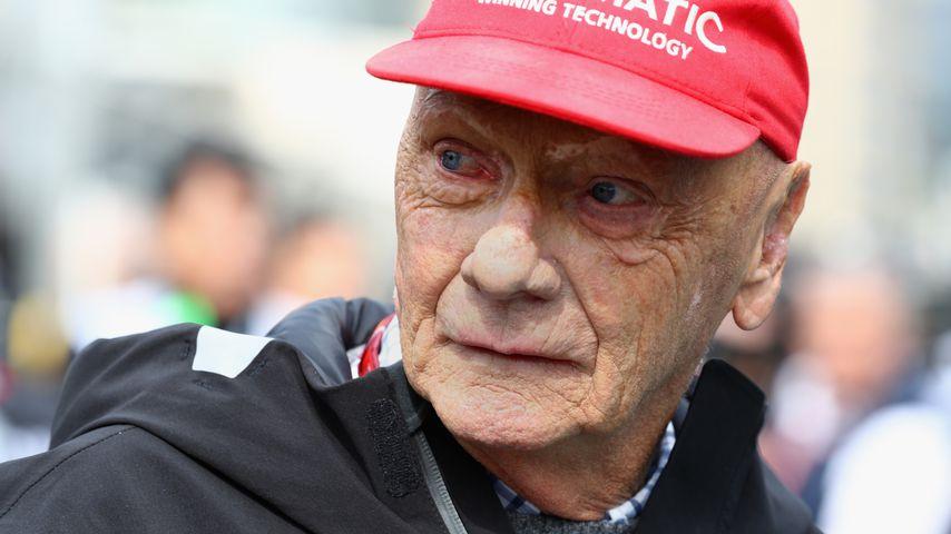 Niki Lauda in Aserbaidschan