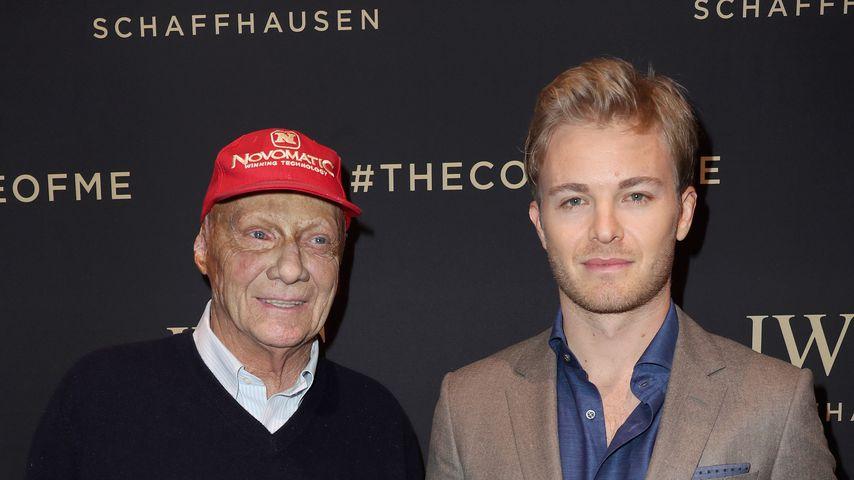 Niki Laudas Nachfolger: Nico Rosberg wird neuer F1-Experte!
