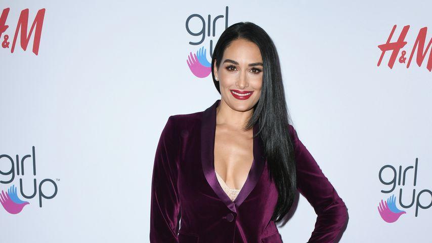 Nikki Bella, Oktober 2019